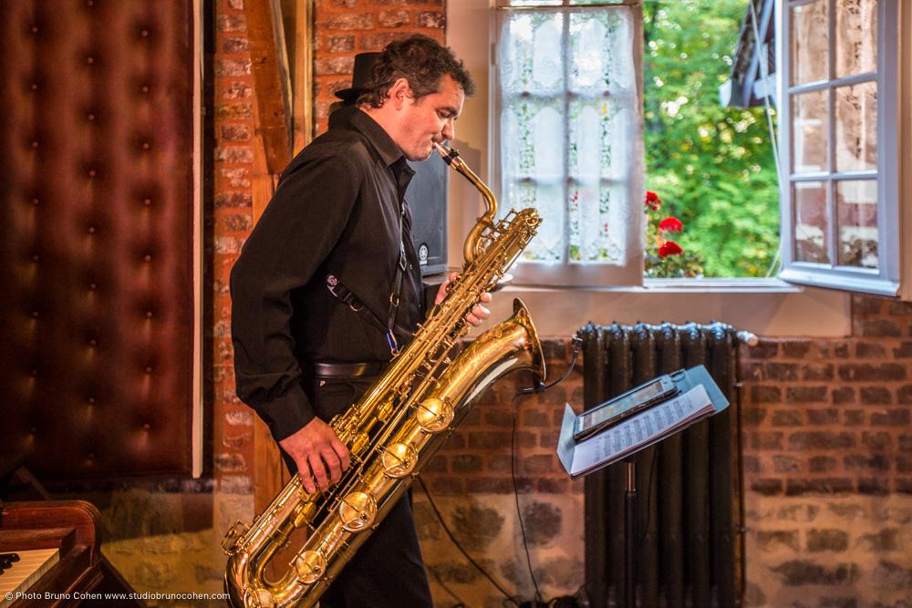 10-01 Concert live : saxophone