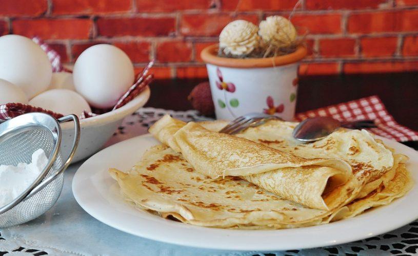 Soirée plat unique : galettes & crêpes